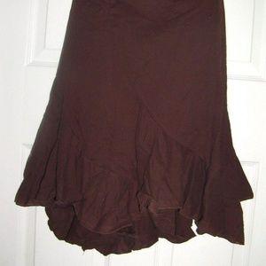 Beautiful Fun Flirty Cotton Skirt